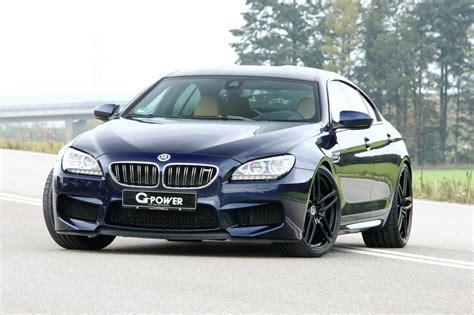 2018 Bmw M6 Gran Coupe By G Power Picture 671575 Car