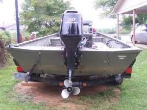 Wide Aluminum Boats