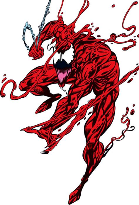 carnage marvel comics spider man enemy character