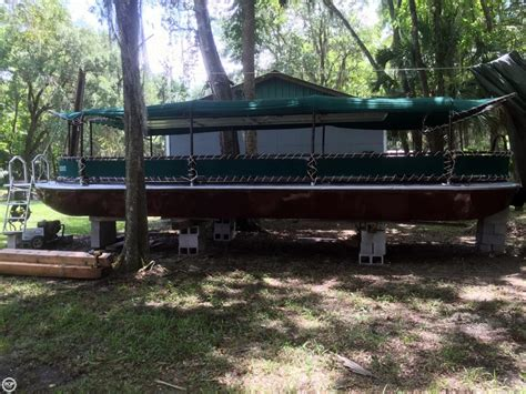 Used Tour Boats For Sale by 1965 Used Delhi Glass Bottom Tour Boat Commercial Boat For