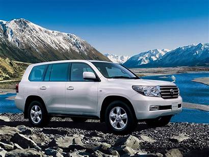 Cruiser Toyota Land Wallpapers Hilux Thailand V8