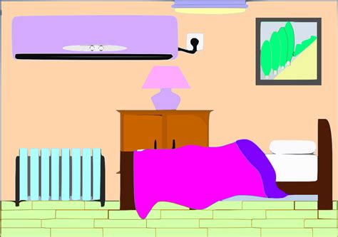 Room Drawing Clipart by Bedroom Clipart Cliparts