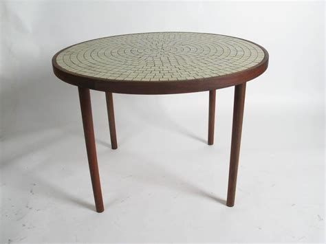ceramic tile kitchen tables walnut and ceramic tile dining table by gordon martz at 5202