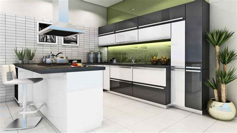 25+ Latest Design Ideas Of Modular Kitchen Pictures