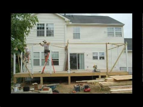 how to build a screen porch howard county maryland