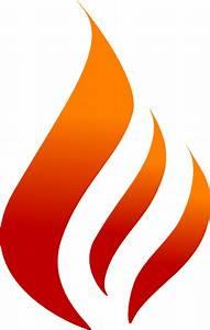 R&o Flame Logo Clip Art at Clker.com - vector clip art ...