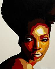 African Women Afro Art Paintings
