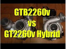 GTB2260v vs GT2260v Hybrid STAGE 3 YouTube