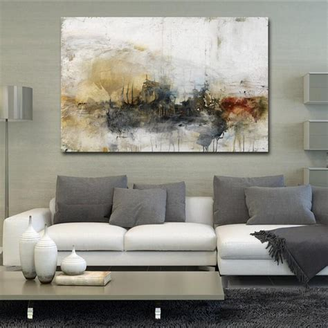 The Most Famous Abstract Art Wall Pictures Print On Canvas