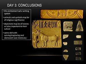 Indus Valley Web Conclusions
