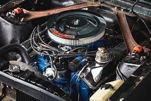 Original 1968 Bullitt Mustang Engine | AUTOBICS