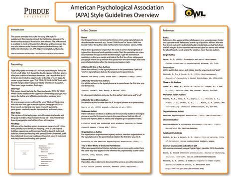 Sle Apa Psychology Research Paper Apaposter09 Jpg Apaposter09 Jpg Newhairstylesformen2014