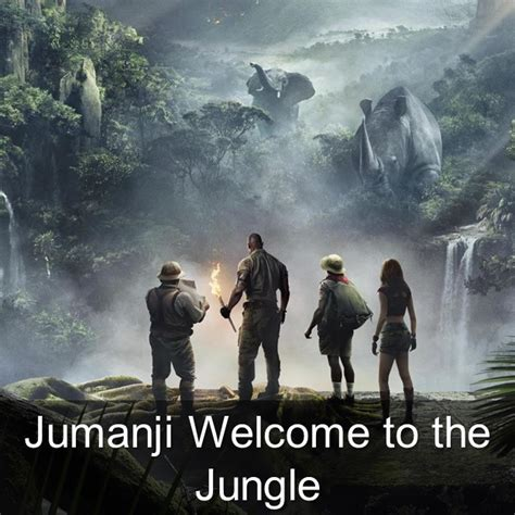 How Many Days Until Jumanji Welcome To The Jungle
