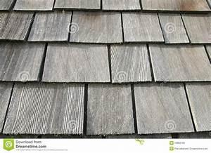Toit En Bois : bardeaux en bois de toit photo stock image du c dre ~ Melissatoandfro.com Idées de Décoration