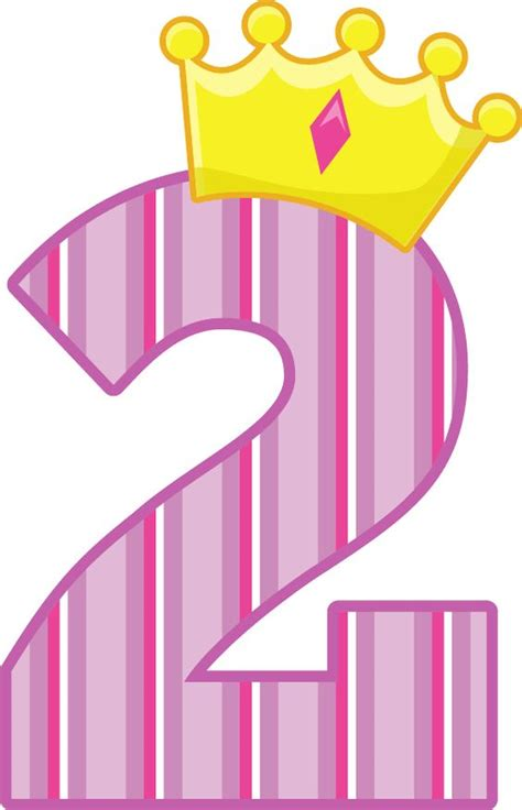 Hot Pink Number Clipart Clipground