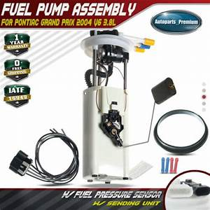 Fuel Pump Module Assembly W   Pressure Sensor For Pontiac