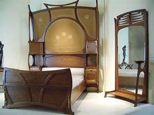 Art Nouveau Mobilier : modernismo y art nouveau moove magazine ~ Melissatoandfro.com Idées de Décoration