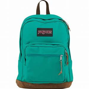 JanSport Right Pack Backpack (Spanish Teal) TYP701H B&H Photo  Jansport