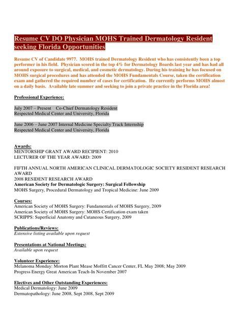 emergency medicine resume sle cover letter for