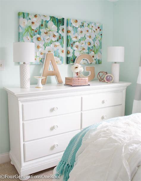 girl bedroom makeover resource list  generations