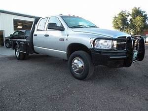 Buy Used 2007 Dodge Ram 3500 4x4 6 7 Diesel Quad Cab 6