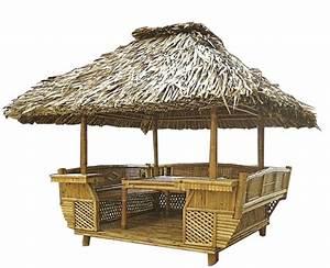 Salon De Jardin Bambou : mobilier jardin bambou ~ Teatrodelosmanantiales.com Idées de Décoration
