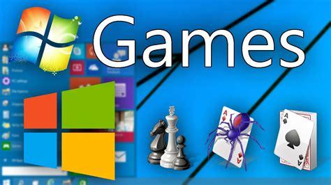 windows  games  windows   updated youtube