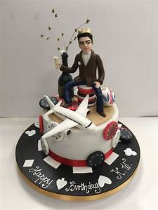 Birthday Cakes for Him   Cakes by Robin