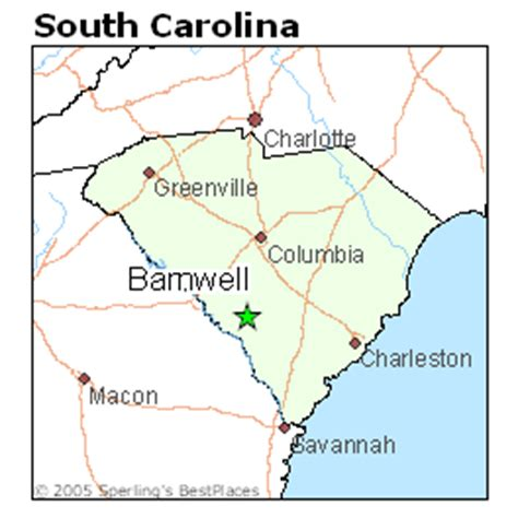 Best Places to Live in Barnwell, South Carolina
