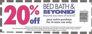Bed Bath And Beyond Coupons Printable Coupons Online
