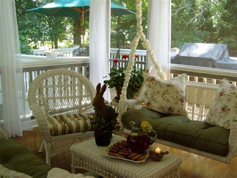 Screened In Front Porch Decorating Ideas by Screen Porch Decorating Ideas House Experience