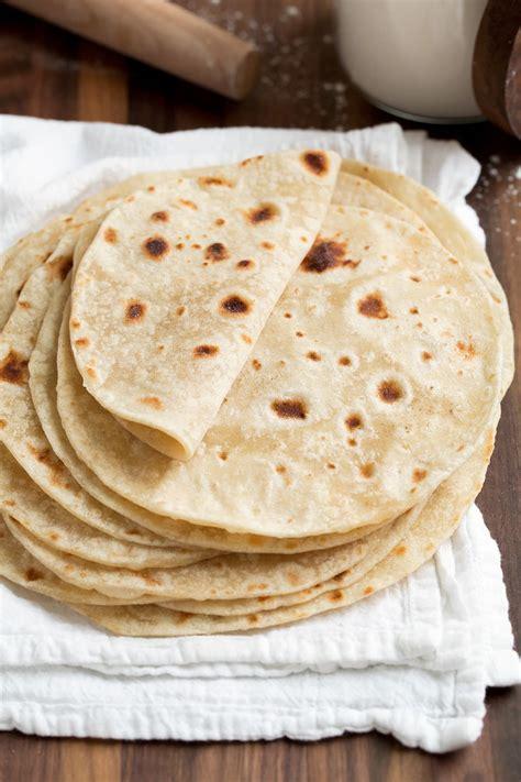 homemade flour tortillas cooking classy
