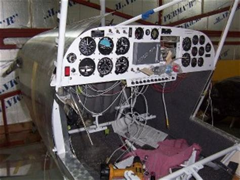 fabric aircraft recovering  restoration  lonoke