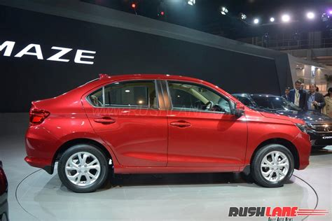 New Honda Amaze Bookings Open From Today