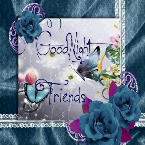 good night cards  friends hd wallpapers
