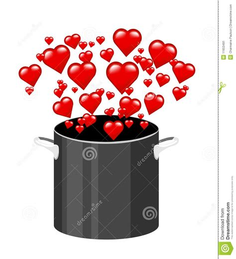 cooking  love stock image image