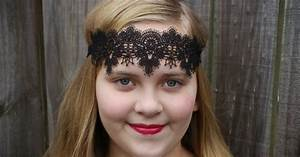 Doodlecraft: Once Upon a Time's Evil Queen Lace Crown