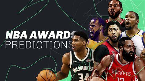 Nba Awards Predictions 2018-19