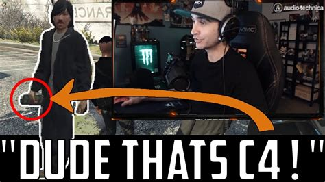 Summit1g Robs And They Stabbed Him?! Gta V Rp