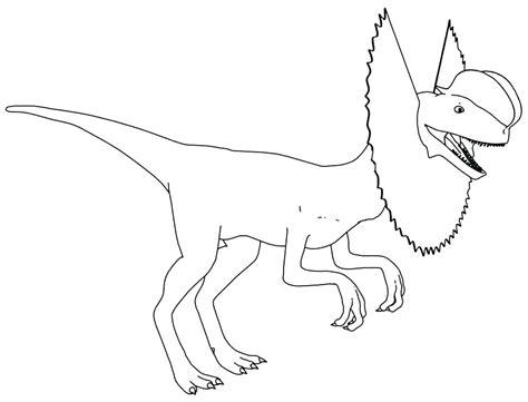 dinosaur footprint coloring page  getcoloringscom