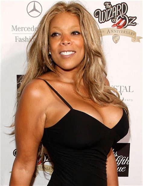 Wendy Williams Huge Boobs Big Tits