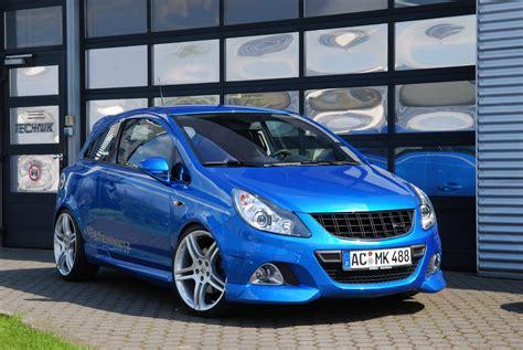Opel Corsa Opc by Opel Corsa Opc By Steinmetz
