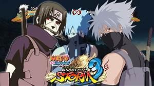 Anbu Kakashi vs Anbu Itachi : Naruto Shippuden Ultimate ...