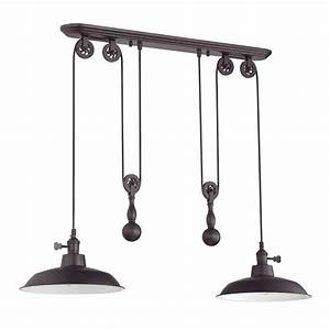 Craftmade pulley light kitchen island pendant reviews