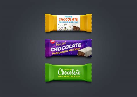 200+ vectors, stock photos & psd files. Free Chocolate Plus Granola Bar Packaging Mockups ...