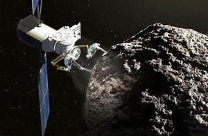 NASA Plans to Capture Asteroid In Moon's Orbit