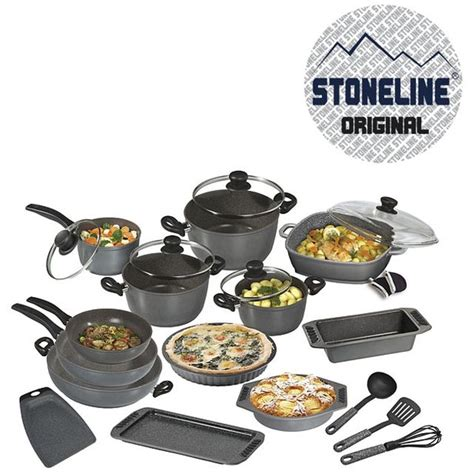 m6 boutique cuisine poeles stoneline cuisine sur enperdresonlapin