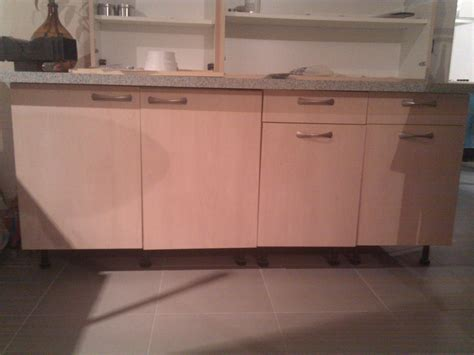 caisson sous evier cuisine cuisine à vendre