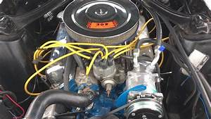 1968 Mustang 302 Engine