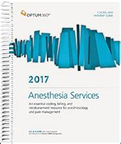 ama store optum coding payment guide  anesthesia